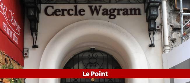 Le cercle Wagram a été fermé en juillet dernier.
