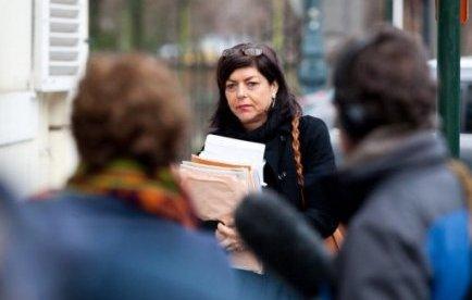 """La ministre belge de l'Intérieur, Joëlle Milquet, s'est dite """"très choquée par les faits qui se sont produits"""", qu'elle a condamnés """"avec fermeté et indignation""""."""