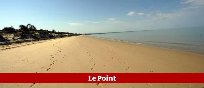C'est sur cette plage isolée que le corps sans vie d'une jeune Française enceinte de deux mois avait été découvert.