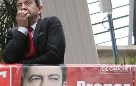 Jean-Luc Mélenchon, ex-candidat du Front de gauche à la présidentielle, a affirmé vendredi que la question de sa candidature aux législatives n'était pas encore tranchée.
