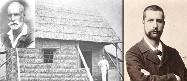 Alexandre Émile Jean Yersin a découvert la peste à Hong-Kong en 1894.
