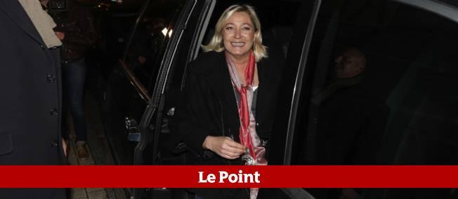 Marine Le Pen s'inquiète pour le droit des femmes dans un entretien accordé à France 3.