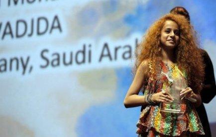 L'actrice principale, Waad Mohammed, qui joue le rôle de la petite fille de dix ans, a également eu le meilleur prix d'interprétation féminine.