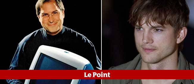 Steve Jobs (ici en 1998) sera interprêté par Ashton Kutcher.
