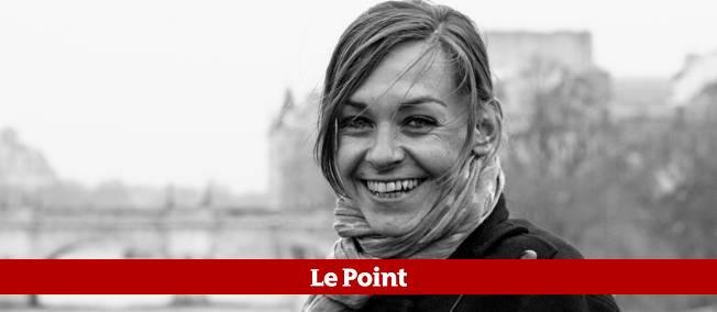 Agnès Martin-Lugand, la nouvelle auteur star des éditions Michel Lafon, repérée sur la plateforme d'autoédition d'Amazon.