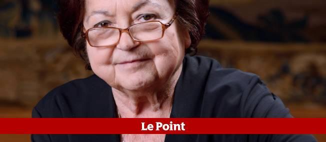 L'anthropologue Françoise Héritier, le 28 février 2013, à Paris.