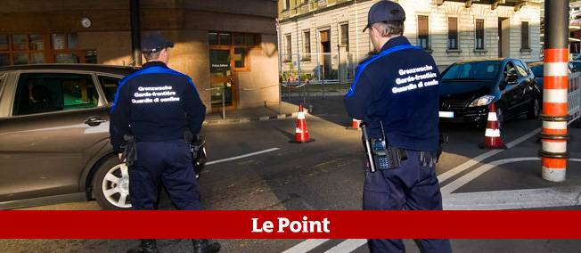 Des policiers suisses (photo d'illustration).