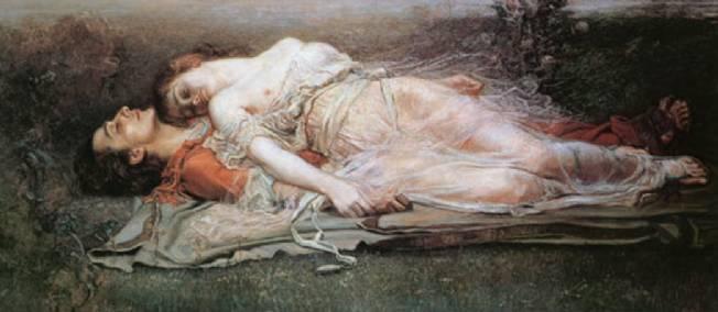 Dans la version de Béroul, seul un philtre magique peut expliquer l'amour fou entre un homme et une femme.