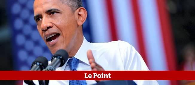"""Barack Obama avait fixé en août 2012 une """"ligne rouge"""" que Bachar el-Assad ne devait pas franchir en Syrie."""