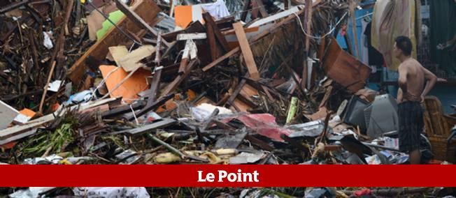 Le typhon Haiyan a ravagé le centre des Philippines.