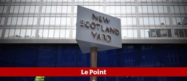 Scotland Yard, le QG de la police londonienne.
