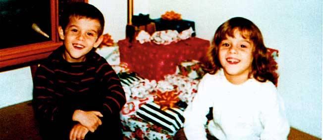Au début des années 70 et à 6 ans, les jumeaux paraissent s'être conformés à leur rôle sexuel attribués.