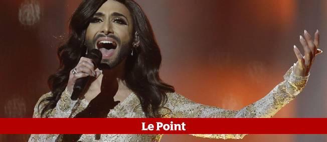 Conchita Wurst a remporté l'Eurovision 2014.