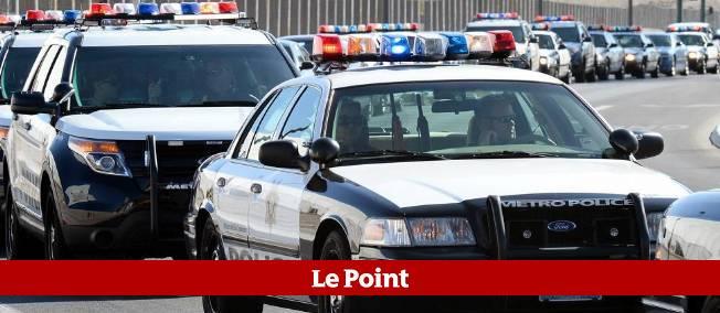 Les policiers ont poursuivi le suspect pendant une vingtaine de minutes avant de le bloquer dans un cul-de-sac, où il a été encerclé par quelque 50 agents (photo d'illustration).