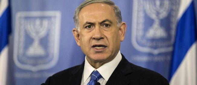 Le Premier ministre sortant Benjamin Netanyahu.