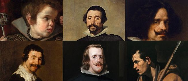 Les visages peints par Vélazquez ont quelque chose d'immémorial.