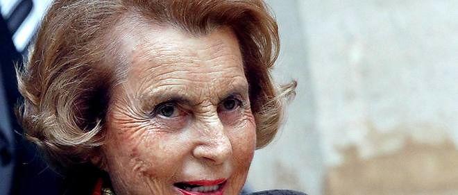 Atteinte de la maladie d'Alzheimer, l'héritière Liliane Bettencourtest aujourd'hui sous tutelle.
