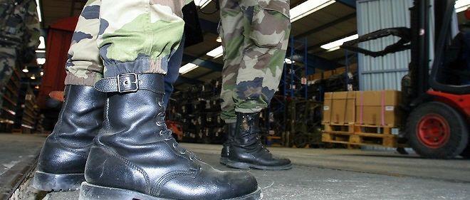 Miramas est une importante base logistique de l'armée, d'où part le matériel nécessaire aux opérations extérieures de la France.