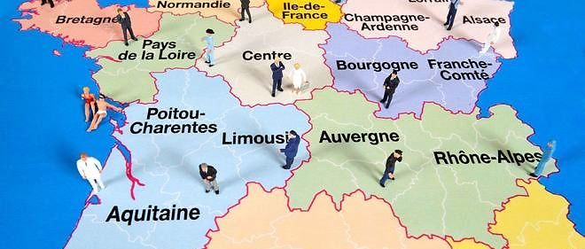 La liste des capitales régionales a été arrêtée vendredi en conseil des ministres.