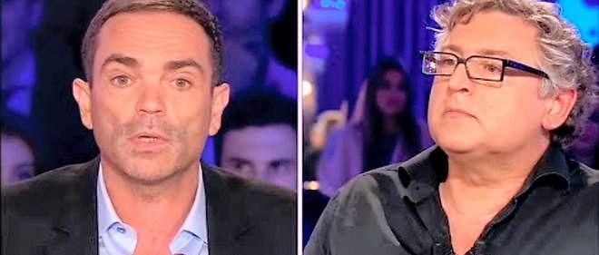 """Capture d'écran de l'émission """"On n'est pas couché"""", sur France 2."""