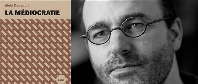 Alain Deneault est docteur en philosophie et enseignant en sciences politiques à l'université de Montréal.