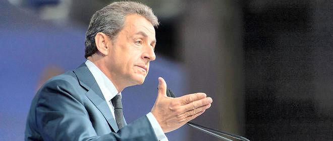 Les Français ne veulent pas que Sarkozy soit candidat en 2017.
