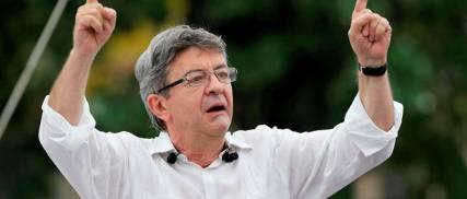 Jean-Luc Mélenchon, l'homme en forme de cette fin de campagne électorale.