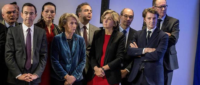 Sous la houlette de François Baroin et d'Éric Woerth, Les Républicains ont recentré leur programme, sans encore chiffrerle coût des mesures envisagées.