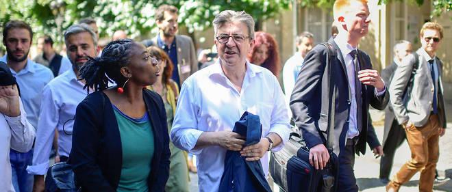 """La députée de Paris est pointée du doigt pour avoir refusé de dire """"vive la France"""" sur RMC."""