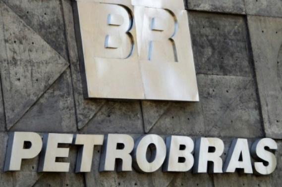 Le siège de Petrobras à Rio de Janeiro le 12 décembre 2014 © VANDERLEI ALMEIDA AFP/Archives