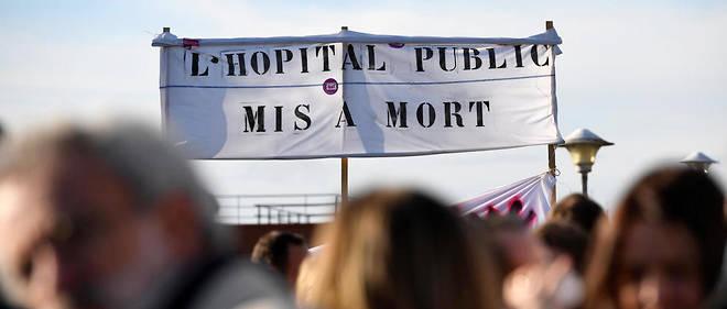 <p>Le personnel de l'hôpital psychiatrique Guillaume-Régnier de Rennes est en grève depuis deux mois. En cause, un manque de moyens alarmant.</p>