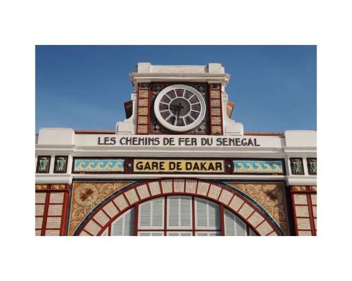 Léna Keïta, 52 ans, chef du chantier de 524 milliards de FCFA de la Gare de Dakar 2
