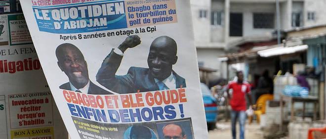 Pour les deux juges qui ont prononce l'acquittement, auquel s'oppose la troisieme juge, aucun crime contre l'humanite n'a ete commis par Laurent Gbagbo et Charles Ble Goude.