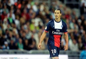 Zlatan Ibrahimovic (Ph: Dr)