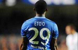 Samuel Eto'o veut démontrer qu'il reste égal à lui-même (Ph: Dr)