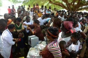 La Fondation Soro Kigbafori en campagne contre la méningite et la hernie