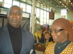 Touré Ali, son Porte-parolede Convergence 2020