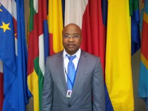 Dr Christophe Kouamé, Coordonnateur national de la CSCI