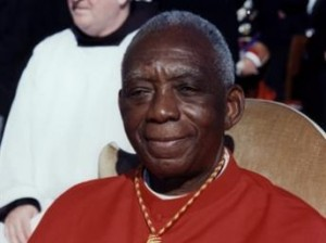 Le cardinal Bernard Agré (Ph: Dr)