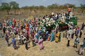 Chaque année, l'on assiste à un déferlement de nombreux réfugiés dans des zones d'accueil.