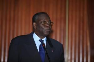 Amadou Ali, vice-premier ministre, ministre de la Justice du Cameroun (Ph:Dr)