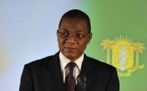 Bruno Koné, Porte-parole du gouvernement (Ph:Dr)