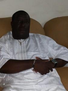 Jean-Claude Gbessi Adji, agent de la Sonatt décédé en pleine formation (Ph:Dr)