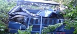 Une vue du véhicule de patrouille (Ph:Dr)