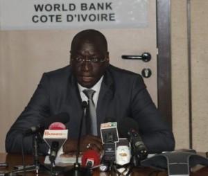 Ousmane Diagana, Directeur des opérations de la Banque mondiale.