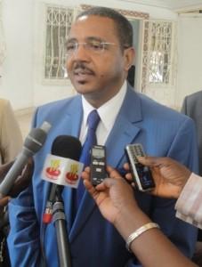 Dr Mamadou Diallo