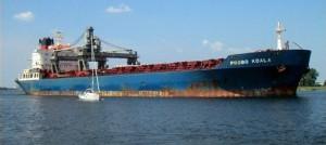 Le bateau pollueur, le probo koala (Ph:Dr)