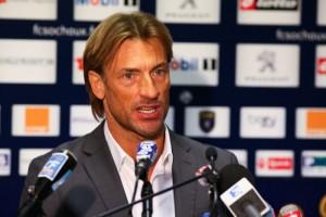 Hervé Renard, le sélectionneur de l'équipe nationale de football.