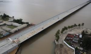 Ce chef-d'œuvre architectural contribuera à réduire les embouteillages à Abidjan.