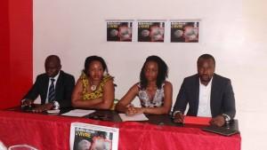 Le Collectif des mères indignées s'insurgent contre les enlèvements et assassinats d'enfants